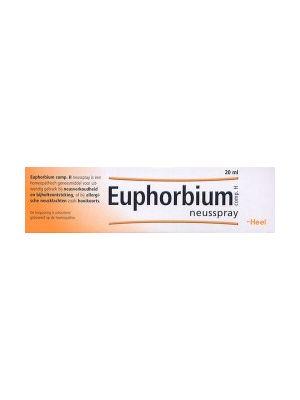 Heel Euphobium Nasenspray  20 ml