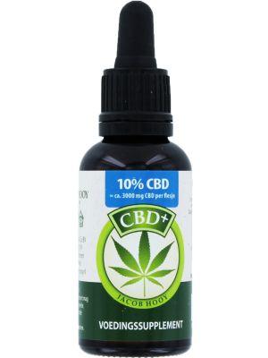 Jacob Hooy CBD+ / Hanfsamenöl (10%) 30 ml