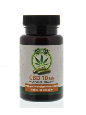Jacob Hooy CBD+ cbd 10 mg 60 Kapseln