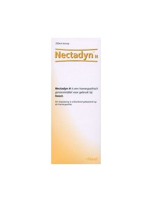 Nectadyn Hustensaft 250 ml