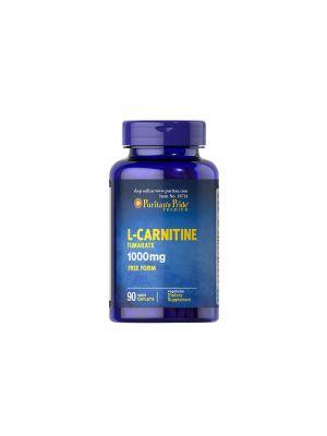 Puritan's Pride L-Carnitine 1000 mg 90 Kapseln 18714