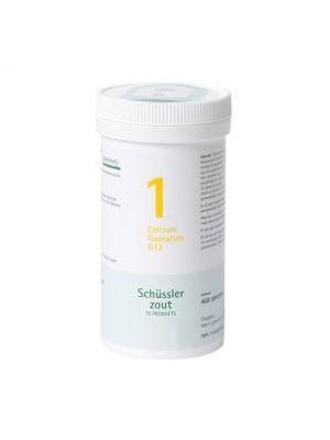 Schüssler salze Pflüger nr 1 Calcium fluoratum D12 400 Tablet glutenfrei