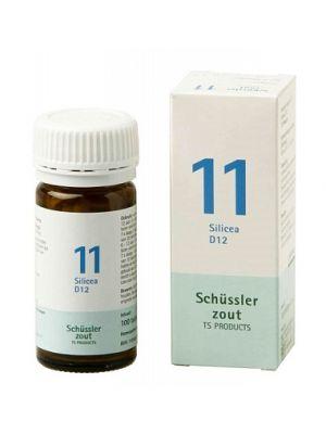 Schüssler salze Pflüger nr 11 Silicea D12 100 Tablet glutenfrei