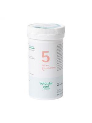 Schüssler salze Pflüger nr 5 Kalium Phosphoricum D6 400 Tablet glutenfrei
