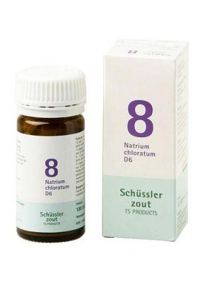 Schüssler salze Pflüger nr 8 Natrium Chloratum D6 100 Tablet glutenfrei