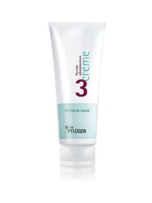 Schussler Salze Creme nr. 3 Ferrum Phosphoricum D4 75 ml Pflüger
