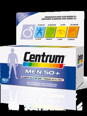 Centrum für Ihn 50+ 30 Tabletten