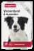 Beaphar Ungezieferband für Hunde, weiß 65 cm