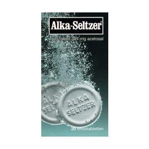 Alka Seltzer 20 Brausetabletten