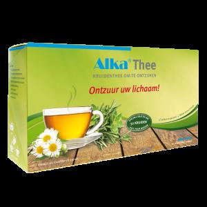 Alka kräutertee zum entsäurn 100 Teefilter