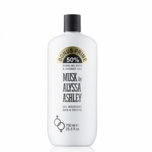 Alyssa Ashley Musk Showergel 750ml