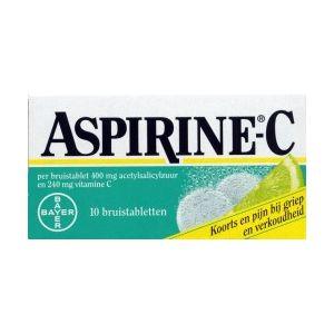 Aspirine 400 mg + C 20 Brausetabletten
