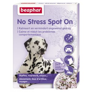 Beaphar No Stress Hund 3 Pipetten