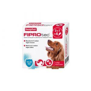 Beaphar Fiprodog gegen Zecken und Flöhe 10-20kg 3 Pipetten