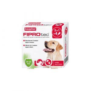 Beaphar Fiprodog gegen Zecken und Flöhe 20-40kg 3 Pipetten