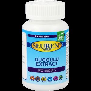 Guggulu Extrakt Ayurveda 120 Tabletten