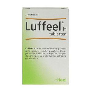 Heel Luffeel Heuschnupfen 50 Tabletten