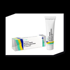 Ibuprofen gel 50 gr Leidapharm® (Proff Gel)
