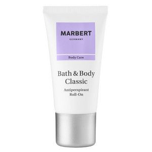 Marbert Bath & Body Deodorant Antiperspirant Roll-on 50 ml