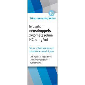 Nasentropfen 10 ml Leidapharm®