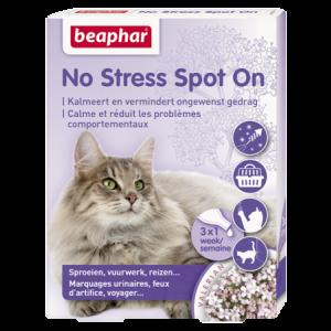 Beaphar No Stress Katze 3 Pipetten