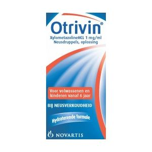 Otrivin Nasal Tropfen 10ml