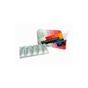 Paracetamol 120 mg 10 Zäpfchen Leidapharm