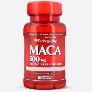 Puritan's Pride Maca 500 mg 60 Kapseln 39102