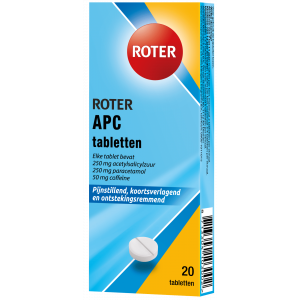 APC 20 Tabletten Roter