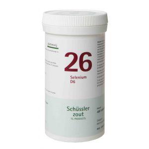 Schüssler salze Pflüger nr 26 Selenium D6 400 tablet glutenfrei