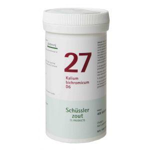 Schüssler salze Pflüger nr 27 Kalium Bichromicum D6 400 Tabl glutenfrei