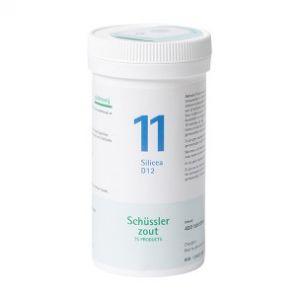Schüssler salze Pflüger nr 11 Silicea D12 400 Tablet glutenfrei
