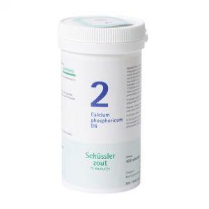 Schüssler salze Pflüger nr 2 Calcium Phosphoricum D6 400 Tablet glutenfrei