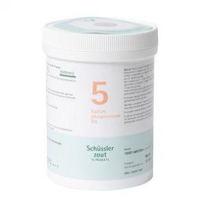 Schüssler salze Pflüger nr 5 Kalium Phosphoricum D6 1000 Tablet glutenfrei