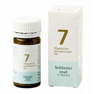 Schüssler salze Pflüger nr 7 Magnesium Phophoricum D6 100 Tablet glutenfrei