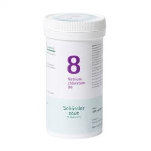Schüssler salze Pflüger nr 8 Natrium Chloratum D6 400 Tablet glutenfrei