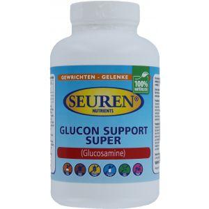 Seuren Nutrients Gluconsupport Super 100 Tabletten