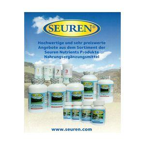 Katalog Seuren Nutrients (auf Deutsch)