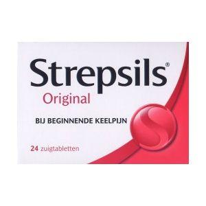 Strepsils Origninal 24 Lutschtabletten