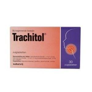 Trachitol zuckerfrei 30 tabletten