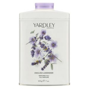 Yardley lavendel talc 200 gr.