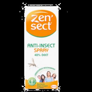 Zen'sect Anti Insect Spray 40% Deet 60 ml